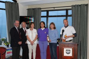 Mixed Foursomes sponsored by Jerry & Loretto Morrisson