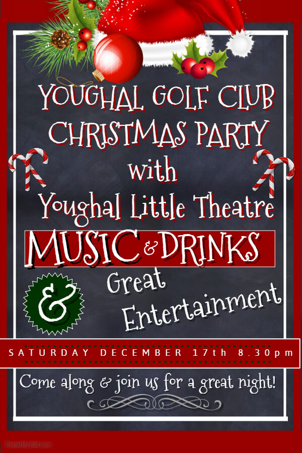 Christmas Party Poster 2016 Compressed